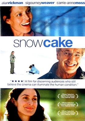 Snow Cake 0796019804806