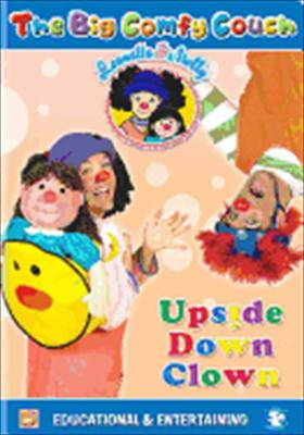 The Big Comfy Couch: Upside Down Clown