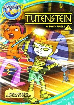 Tutenstein Volume 2: Bad Spell
