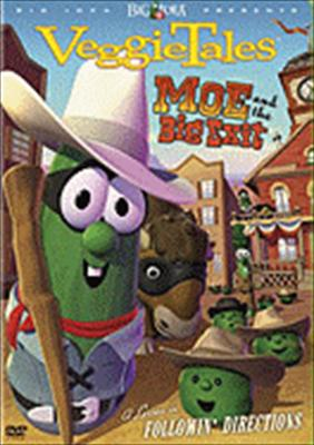 Veggie Tales: Moe & the Big Exit 0796019799737