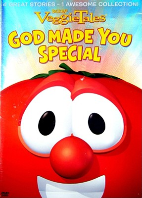 Veggie Tales: God Made You Special 0796019803755