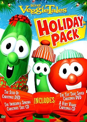 Veggie Tales: Holiday Pack
