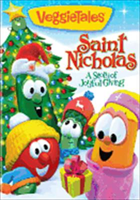 Veggie Tales: St. Nicholas, a Story of Joyful Giving