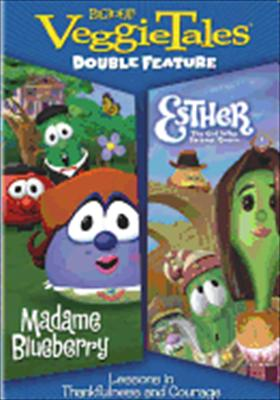 Veggie Tales Blueberry / Esther the Girl Who Would Be Queen (DVD / Double Featu