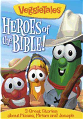 Veggie Tales Heroes of the Bible 3