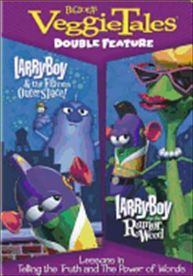 Veggie Tales Larry Boy & the Fib / Larry Boy & the Rumor Weed (DVD / Double Fea
