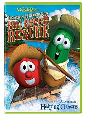 Veggie Tales: Tomato Sawyer & Huckleberry Larry's Big River Rescue