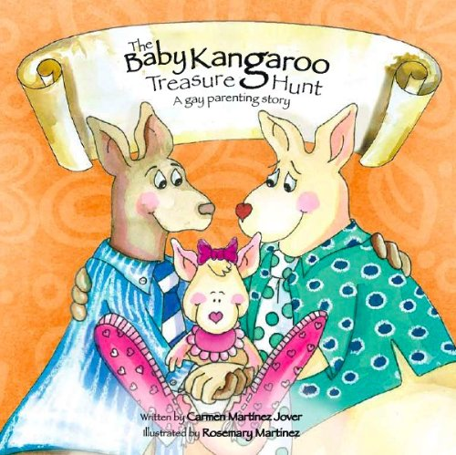 The Baby Kangaroo Treasure Hunt, a Gay Parenting Story 9786070008467