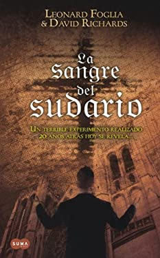 La Sangre del Sudario = The Blood of the Cloth 9786071104014