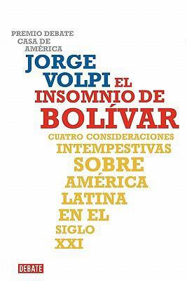 El Insomnio de Bolivar 9786073101240