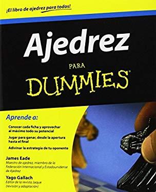 Ajedrez Para Dummies 9786070707568