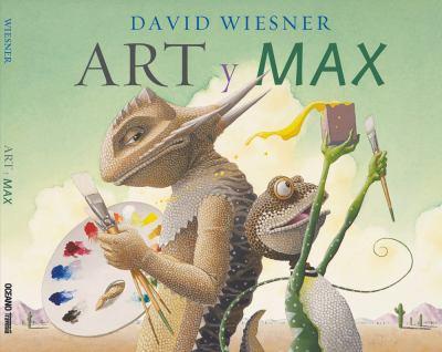 Art y Max 9786074005271