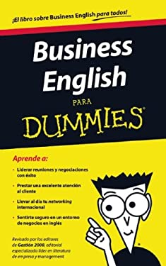 Business English Para Dummies 9786070712180