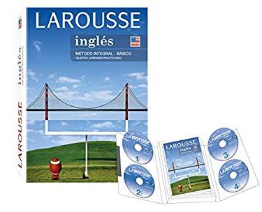 Ingles: Metodo Integral - Basico: Objetivo: Aprender Practicando [With Book(s)] 9786074000764