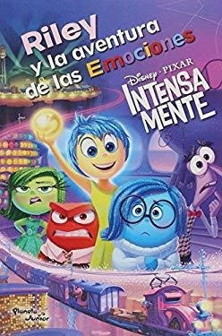 Intensamente: Riley y la aventura de las emociones - Disney