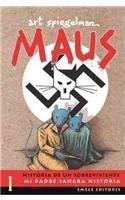 Maus I: Historia de Un Sobreviviente 9786070702051