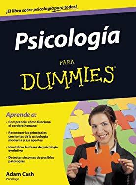 Psicologia Para Dummies 9786070712166