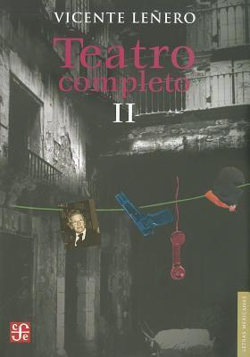 Teatro Completo II 9786071606037