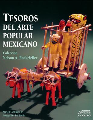 Tesoros del Arte Popular Mexicano 9786074610437