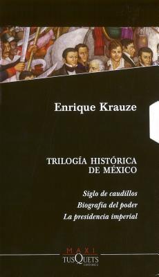 Trilogia Historica de Mexico 9786074211986