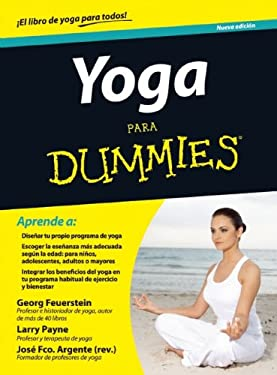 Yoga Para Dummies 9786070707544