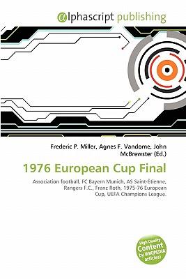 1976 European Cup Final