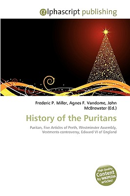 History of the Puritans 9786130224479