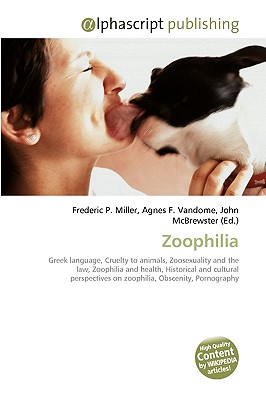 Zoophilia Zoophilia