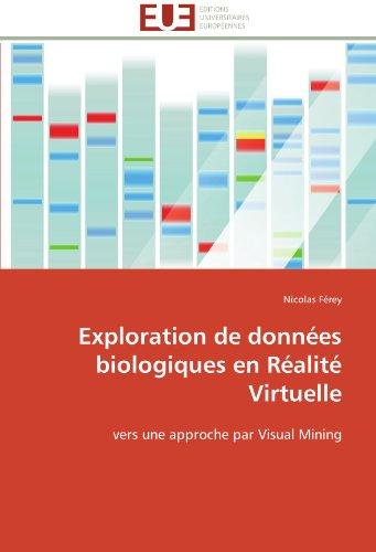 Exploration de Donn Es Biologiques En R Alit Virtuelle 9786131501791
