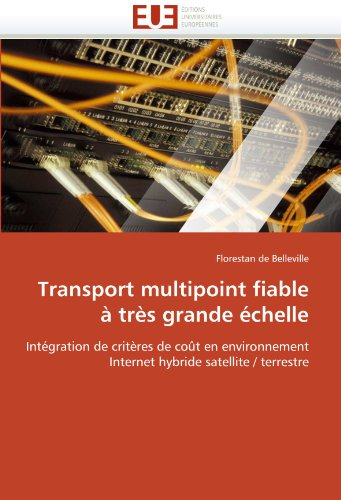 Transport Multipoint Fiable a Tres Grande Echelle 9786131547690