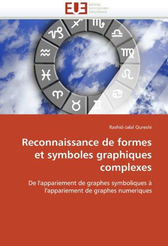 Reconnaissance de Formes Et Symboles Graphiques Complexes 9786131551840