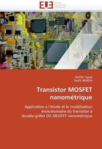 Transistor Mosfet Nanometrique 9786131552021