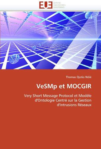 Vesmp Et Mocgir 9786131552465