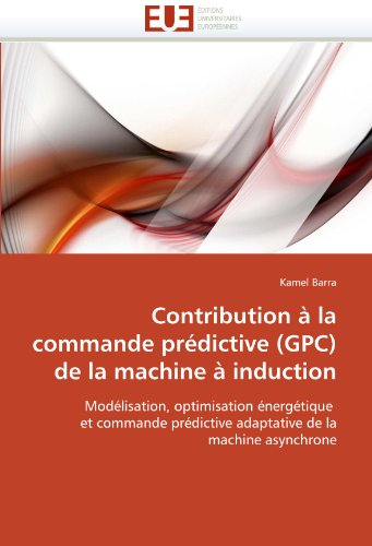 Contribution a la Commande Predictive (Gpc) de La Machine a Induction 9786131553899