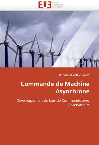 Commande de Machine Asynchrone 9786131557293