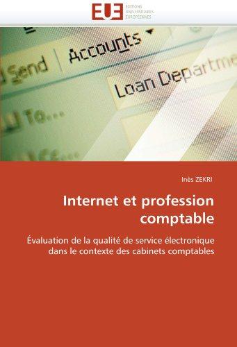 Internet Et Profession Comptable 9786131558818