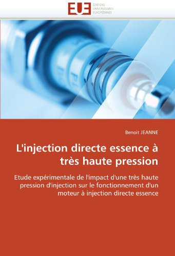 L'Injection Directe Essence a Tres Haute Pression 9786131558955