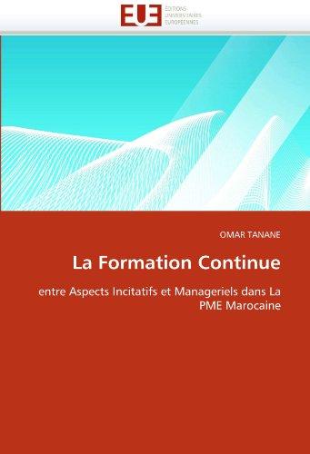 La Formation Continue 9786131559136