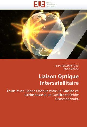 Liaison Optique Intersatellitaire 9786131563461