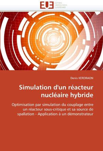 Simulation D'Un R Acteur Nucl Aire Hybride 9786131568824