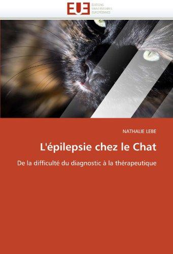 L' Pilepsie Chez Le Chat 9786131569197