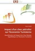 Impact D'Un Choc P Trolier Sur L' Conomie Tunisienne 9786131575549