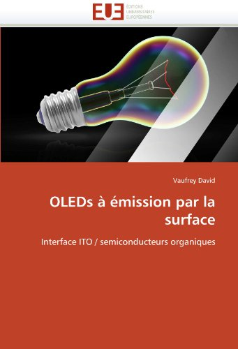 Oleds Mission Par La Surface 9786131581090