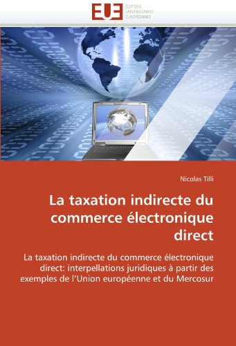 La Taxation Indirecte Du Commerce Lectronique Direct 9786131585456