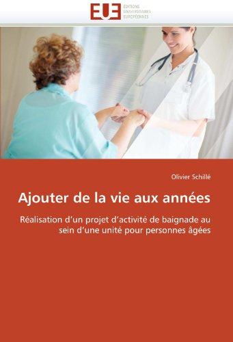 Ajouter de La Vie Aux Ann Es 9786131590931