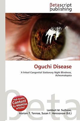 Oguchi Disease