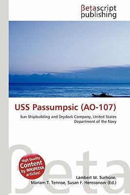 USS Passumpsic (Ao-107)