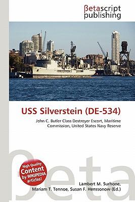 USS Silverstein (de-534)