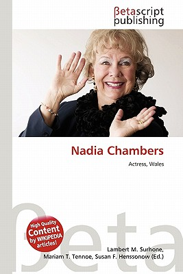 Nadia Chambers Net Worth