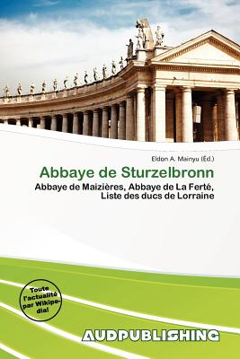 Abbaye de Sturzelbronn 9786137014936